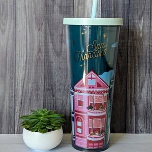COPY - Starbucks 🌉 San Francisco Painted Ladies T…